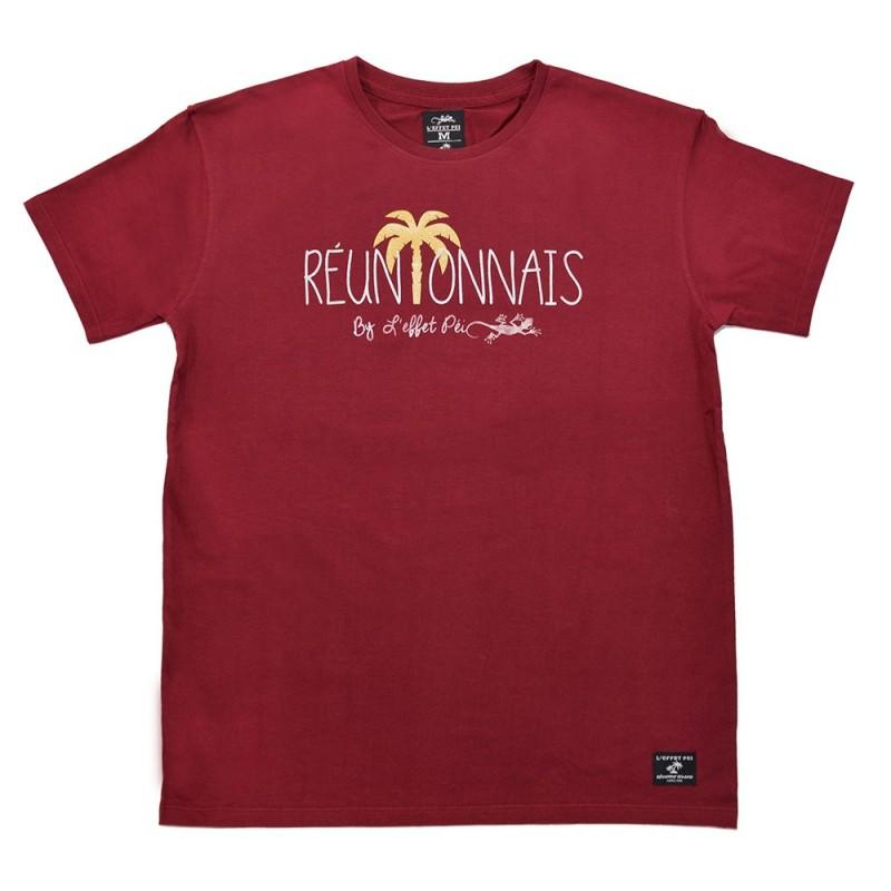 T-shirt Réunionnais (Jack O)