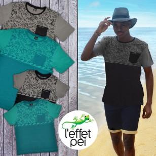 T-shirt Locean Surf Trip