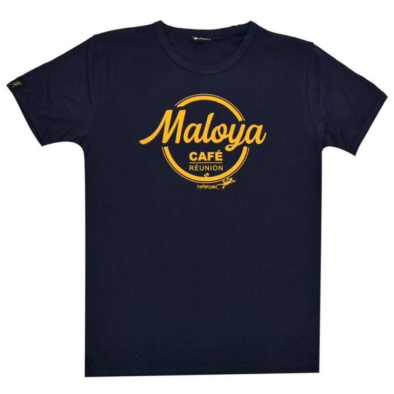 T-shirt Maloya Café (Holiday)