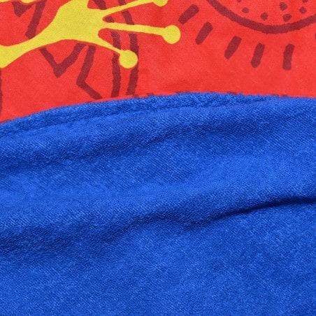 Serviette/Foutas ronde Flag