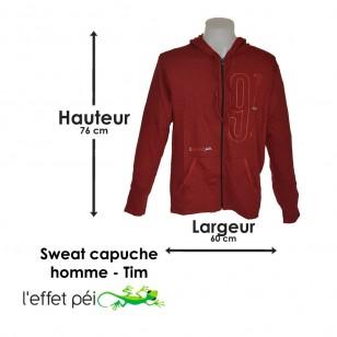 Sweat Capuche Tim 974