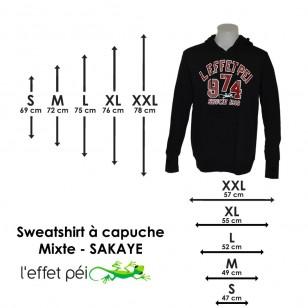 Sweat Capuche Sakaye Tipi