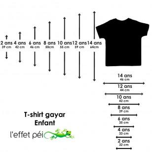 T-shirt Street (Marmaille Gayar)