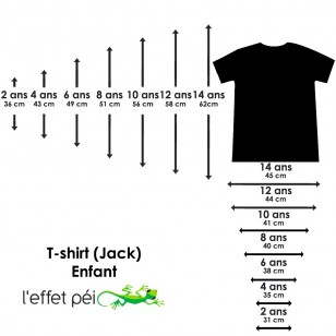 T-shirt Exotic (Jack Marmaille)