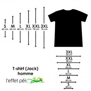 T-shirt Rolling Péi (Jack)