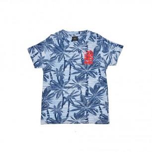 T-shirt Surf Trip Palm Marmaille