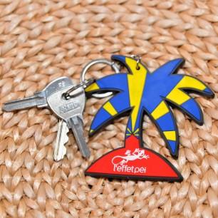 Porte-clés Palmier