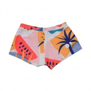Maillot de bain Boy Tino Tropical Boxer