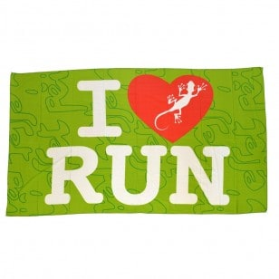 Paréo Voile I love RUN