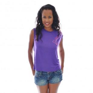 T-shirt Dos Nu Poppy