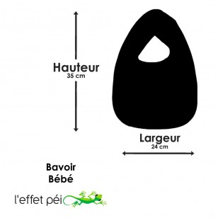 Bavoir Ti Pirate
