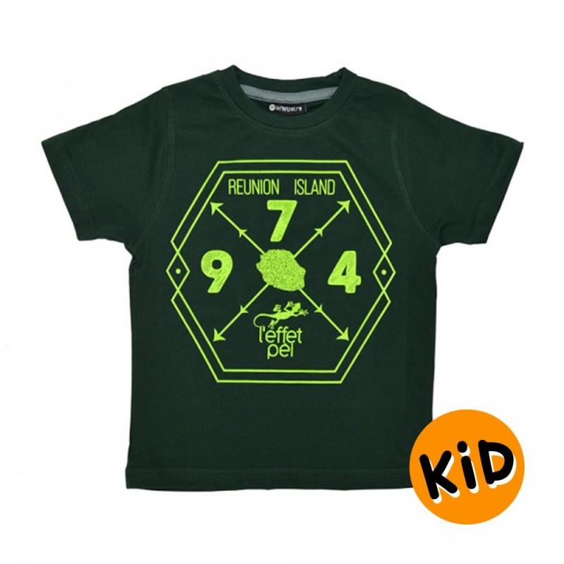 T-shirt 974 (Marmaille Gayar)