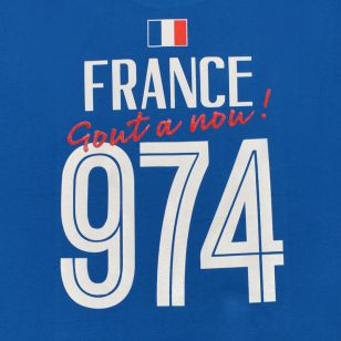 T-shirt Gout a nou (Col Bic)