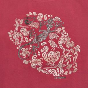 T-shirt Tattoo Map Single (Marmaille Holiday)
