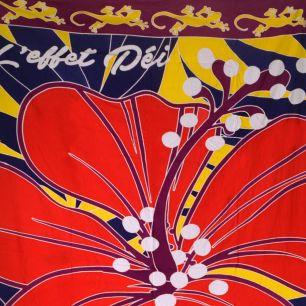 Paréo Hibiscus