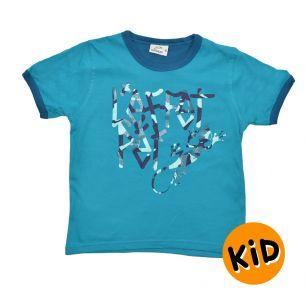 T-shirt Kamo (Marmaille Col O Bic)