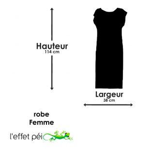 Robe longue Zéa