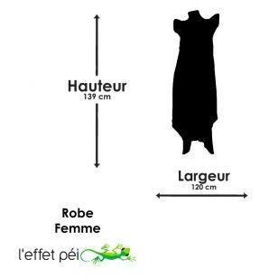 Robe longue Assia
