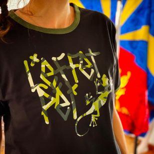 T-shirt Kamo (Col Bic)