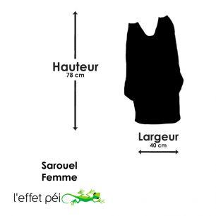 Robe / Sarouel Belleville