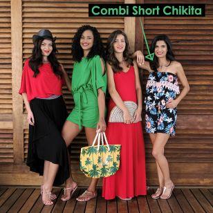 Combi Short Chikita