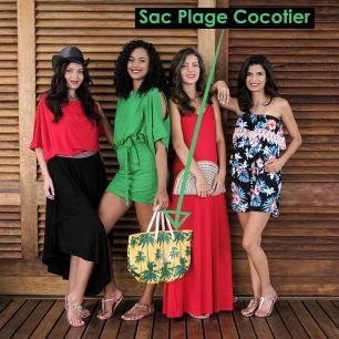 Sac Plage Cocotier