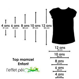 Top Mamzel Réunionnaise
