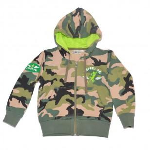 Veste zippée Army