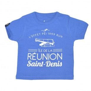 T-shirt Ville RUN ST DENIS (Fashion Enfant)