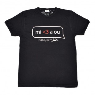 T-shirt Mi aime A OU (Fashion)