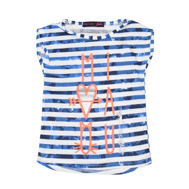 T-shirt Fay MI AIM A OU