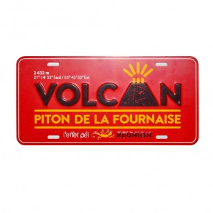Acc. City Plak VOLCAN
