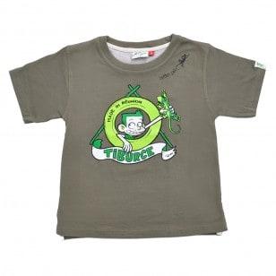 E T-shirt MC Rolls Roys TIBURCE PNEU