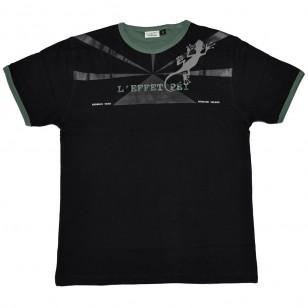 T-shirt ID Drapeau (Col Bic)