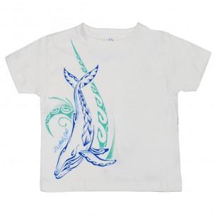T-shirt BALEINE TATTOO