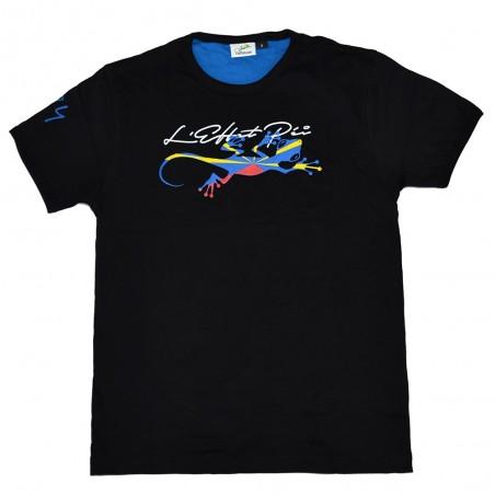 T-Shirt Margouillat Flag Relief (Fashion)