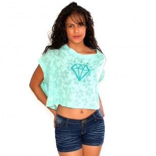 T-shirt Carmel Diamant