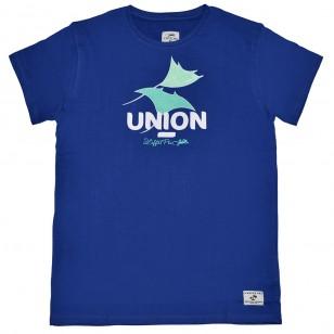 T-shirt RAIE UNION (Col Jack)