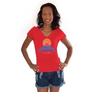 T-shirt Lé cho Volcan (Classic)