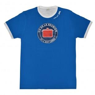 T-shirt ICI C CARIS (Col Bic)