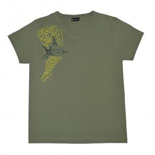 T-shirt Requin Tawane (Col V Holiday)