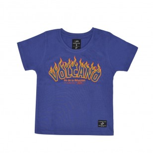 T-shirt Volcano (Jack Marmaille)