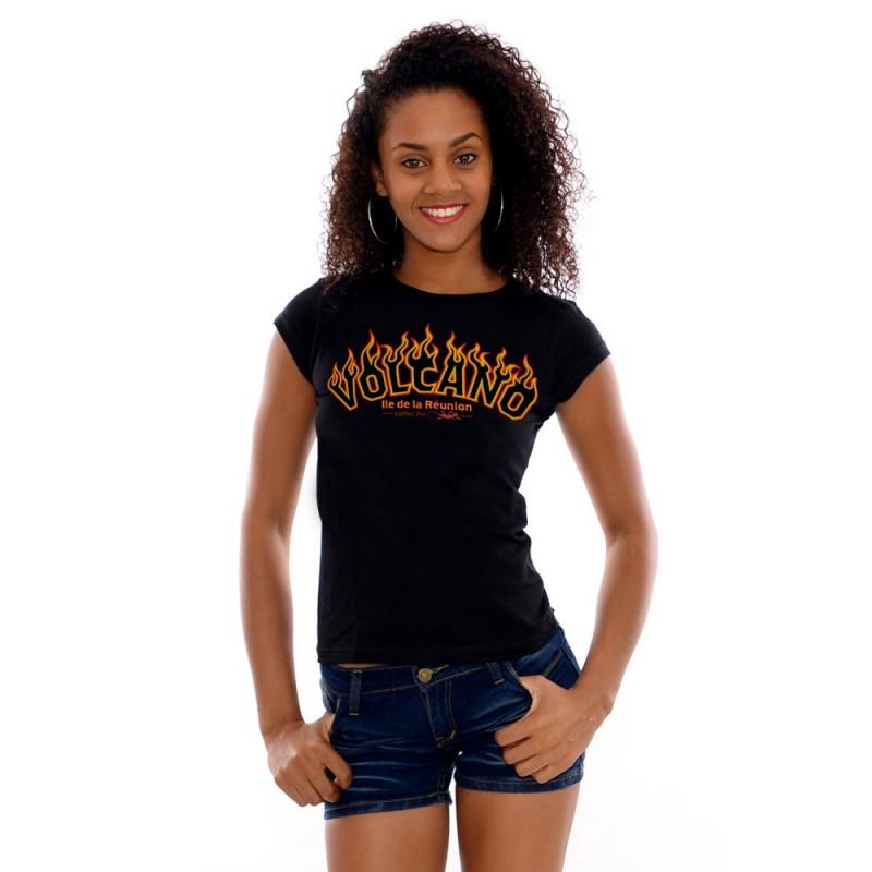 T-shirt Volcano (Classic)