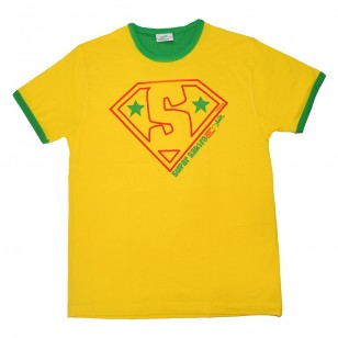 T-shirt Sakifo 2017 Rasta (Col Bic)