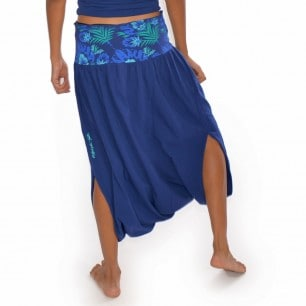 Sarouel Stela (Blue Flowers)