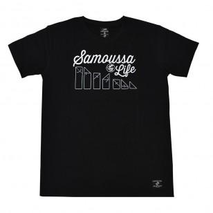 T-shirt Samoussa Life (jack)