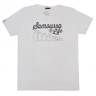 T-shirt Samoussa Life (Holiday)