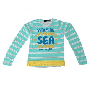Tshirt Fille Vitamine Sea Takao