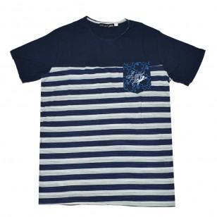 T-shirt Diego Hibiscus (poche)