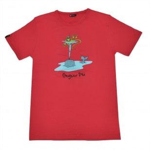 T-shirt Geyser Péi (Holiday)